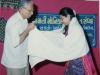 Felicitating Dr. Monica Shah