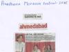 Aradhana Monsoon Festival-2015 Ahmedabad Mirror